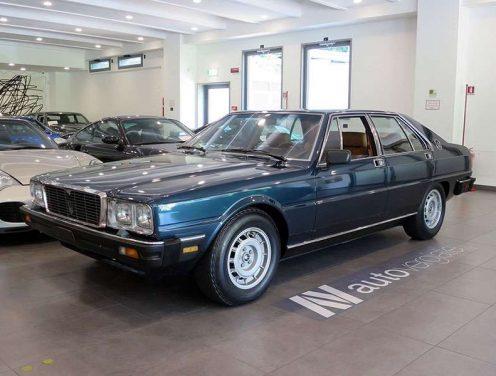 Vendita e acquisto maserati auto di lusso supercar auto for Cianografie d epoca in vendita